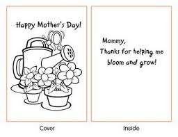 Print A Mother S Day Card Online Easy Printable Mothers Day Cards Ideas For Kids Mothers Day