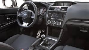 subaru wrx 2016 interior. Unique Subaru 2016 Subaru WRX  Interior Intended Wrx Interior
