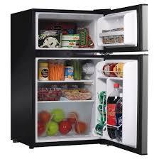 refrigerator whirlpool. whirlpool® 3.1cu. ft. mini refrigerator stainless steel (bcd-88v) whirlpool o