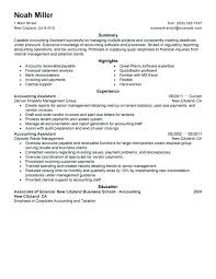 Assistant Resume Sample – Administrativelawjudge.info