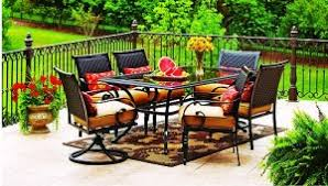 better homes and gardens outdoor cushions. Better Homes And Gardens Englewood Heights 7-Piece Patio Dining Set Replacement Cushions Outdoor E