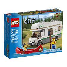 LEGO 60057 - Bộ xếp hình Xe cắm trại - giảm giá 47% | KAY.vn | Thành phố  lego, Lego, Đồ chơi