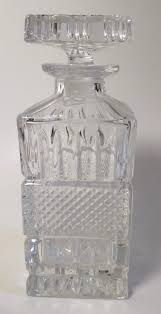 lead crystal decanter 1 of 5only 1 available