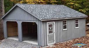 Double Wide Modular 2Car Garages In NEPA  Call For Current 2 Car Garages
