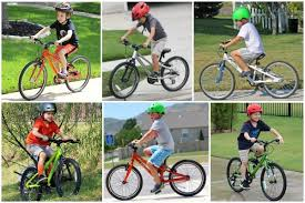 Mountain Bike Weight Comparison Chart Best Kids Bikes 2019 Comparison Charts Ratings For 3 To
