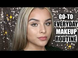 this is my everyday makeup tutorial i had so much fun filming my everyday makeup routine