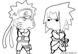 Naruto Coloring Pages Sasuke Sleekadscom