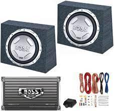 Amazon.com: 2 BOSS Audio CX122 12
