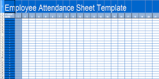 attendance spreadsheet excel nice employee and student attendance sheet excel template with