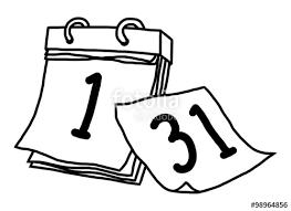 Image result for cartoon calendar stock photo