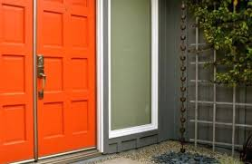 painted double front door. Charcoal Front Door Popular Painted Double With And Is A Dazzling Contemporary Color O