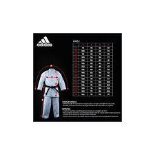 Adidas Kigai Karate Uniform Japanese Cut Buy Online In Uae