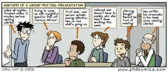 how to improve the presentation skills of phd students next you should know your audience