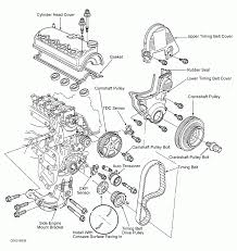 Serpentine and timing belt diagrams ford 1997 dead troubleshooting automotive