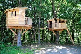 Reaching New Heights with Adult Treehouses Hudson Valley Magazine