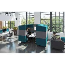 office pod furniture. Alban Pod, Office Seating Pod With Canopy Furniture