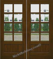 beveled glass exterior doors awesome mahogany patio doors 8 lite french doors clear beveled glass
