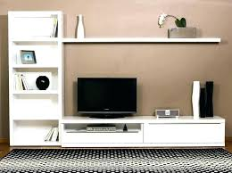 tv wall unit with desk computer decorating ideas large size of living storage