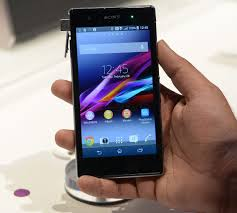 Sony Xperia Z1s Hands on