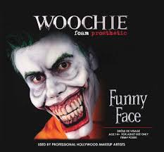 funny face special make fo050 funny face joker special make makeup costume play festival disguise party se horror
