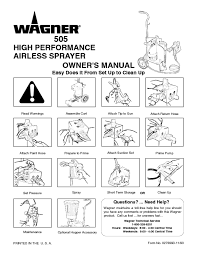 505 manuals