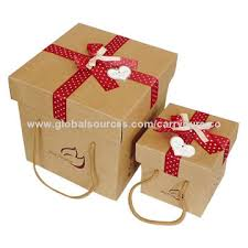 cardboard gift boxes. Fine Gift China Cardboard Gift Boxes Made Of Ivory Board With BowtieHandle Various In Boxes G