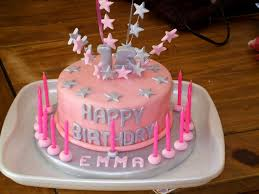 Birthday Cake Design For Girls Decorating Of Party
