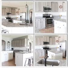 painting laminate kitchen cabinets before and after. Interesting Cabinets A Year In Review Of My Painted Laminate Cabinets On Painting Laminate Kitchen Cabinets Before And After T