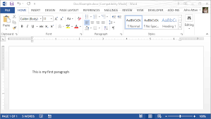 Example Word Documents C Create And Manipulate Word Documents Programmatically Using Docx