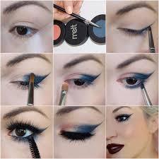fcfbcb77305eebec60bc1ff158a7e7ad apply peach eyeshadow