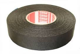 tesa 51026 3 4& 034; x 27,5yds adhesive cloth fabric tape cable Wire Harness Tape Autozone image is loading tesa 51026 3 4 034 x 27 5yds Automotive Wire Harness Wrapping Tape