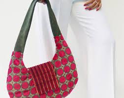 carpet handbag. medium hobo bag carpet polka dot handbag slouchy