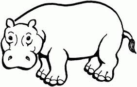 Small Picture hippo coloring page Coloring Page Cartoon