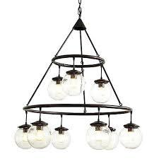 seeded glass chandelier 9 light chandelier designs rustic seeded glass chandelier