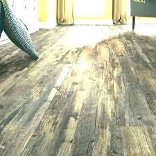 vinyl plank flooring that looks like reclaimed wood strip