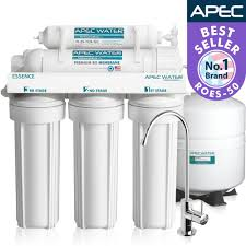 Waterfilter Apec Water Systems Essence Premium Quality 5 Stage Under Sink