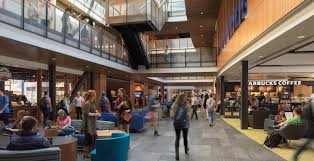 Social Hub Gonzagas New Student Center Is A Bustling Social Hub
