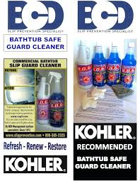 acrylic tub cleaner bathtub and tile cleaner is the industry leader in cleaning slip prevention tub bottoms and showers kohler acrylic tub cleaning