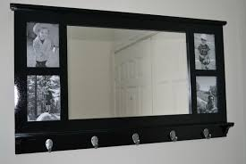 projects inspiration wall mirror with hooks or ay brown drawers intended for sizing 1552 x 1038