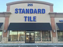 showrooms standard tile