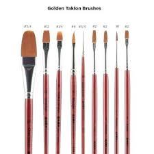Painting Brush Sizes Hnbxg Co