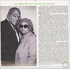 Due, John Dorsey, Jr. and Patricia Stephens Due. AT&T Miami-Dade County  African-American History Calendar, 1997/1998. | The Black Archives History  & Research Foundation of South FL, Inc.