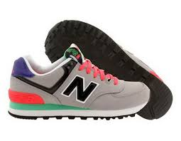 new balance shoes 574. new balance wl574hrg pop tropical alloy black coral pink womens running shoes,new shoes 574 e