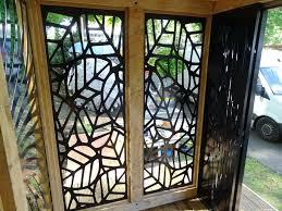 decorative screens panels decorative steel screen panels decorative outdoor panels bunnings