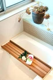 bamboo bathtub caddy bathtubs expandable bamboo bathtub medium image for wooden bathtub bathroom style on bamboo bamboo bathtub caddy