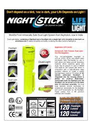 Nite Stick Light Night Stick First Dual Light
