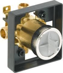 delta faucet r10000 unbx multichoice universal tub and shower valve