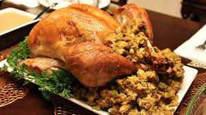 Image result for pictures of turkey and stuffing