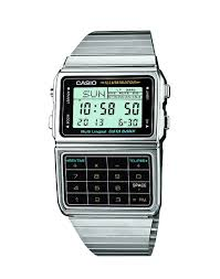 casio watches shop online at the idle man casio digital dbc 611e 1ef watch silver