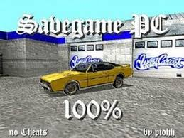 سیو 100 درصد بازی جیتی ای 5